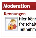 Wie ändert man als Moderator den Status von CommSy-Raum-Teilnehmern?