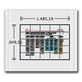Ausdruck größerer Poster auf Standard-A4 Druckern
