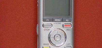 foto MP3-Aufzeichnungsgeraet