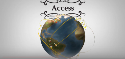 Screenshot Video mit Bildausschnitt Access